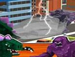 Smashy City 2: Monster Battles