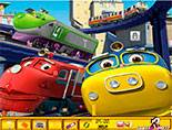 Паровозики Chuggington