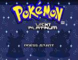Pokemon Light Platinum