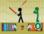 Stickman Fighter Epic Battle